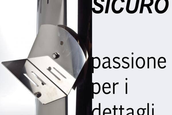 Sistema Sicuro: dettaglio di installazione